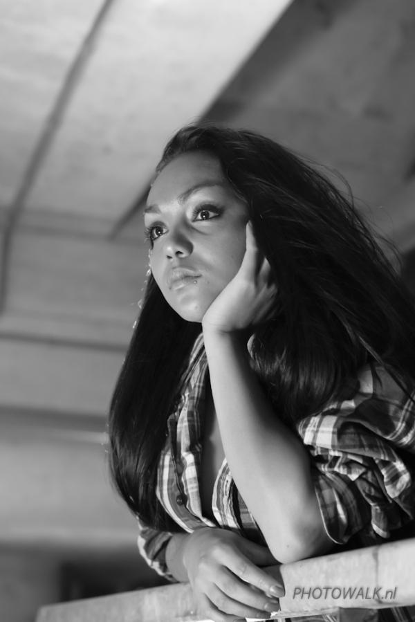 Model: Samantha