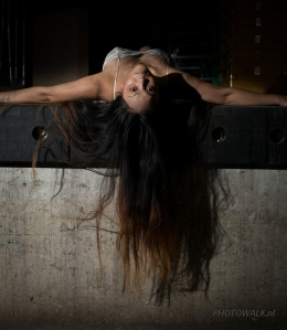 Model: Samantha MUA: Sandra Fotograaf: Jantheo