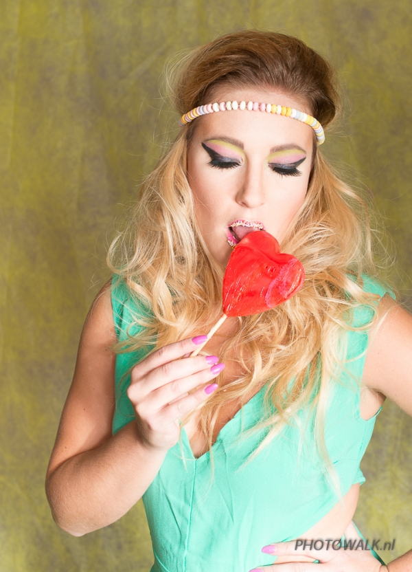Model Maud, Visagie Connie (Visagie Hair Nails Connie van Daalen)