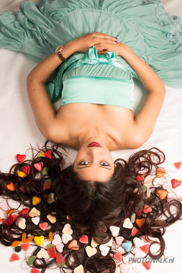 Model Amali, Visagie Danitsja