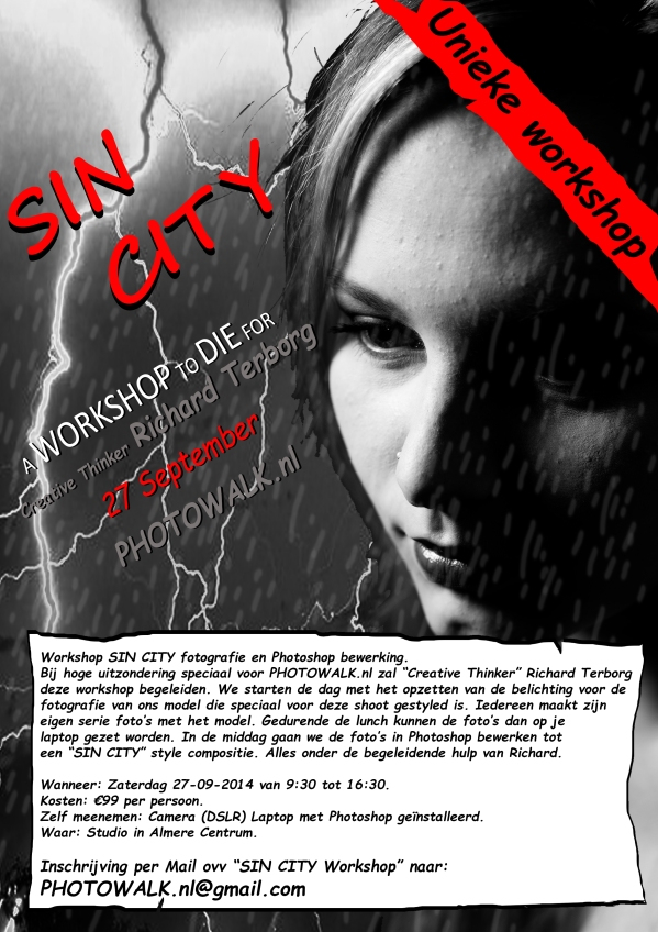 Sin City Workshop