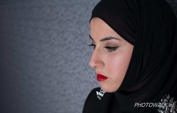 Model: Maha Visagiste: Saida